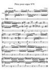 Pièce pour orgue N°8
