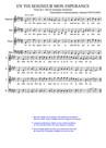 TIENTCHIEU SINGOUE, EDOUARD MARIUS: EN TOI SEIGNEUR MON ESPERANCE