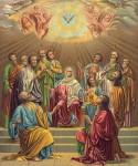 TIENTCHIEU SINGOUE, EDOUARD MARIUS: Vous recevrez l'Esprit Saint Consolateur