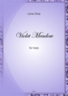 Violet Meadow for harp