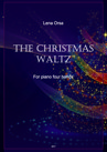 The Christmas Waltz for piano 4 hands