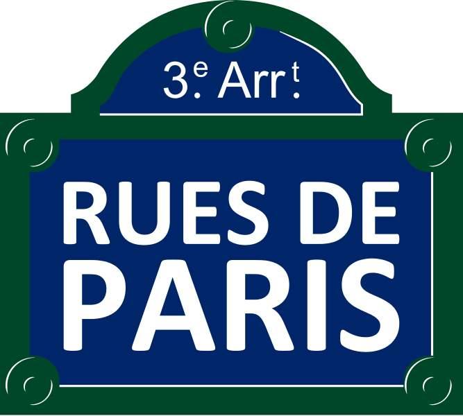 CRENN, Jean-Christophe: THE STREETS OF PARIS
