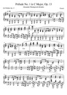 Prélude No. 1 in C Major