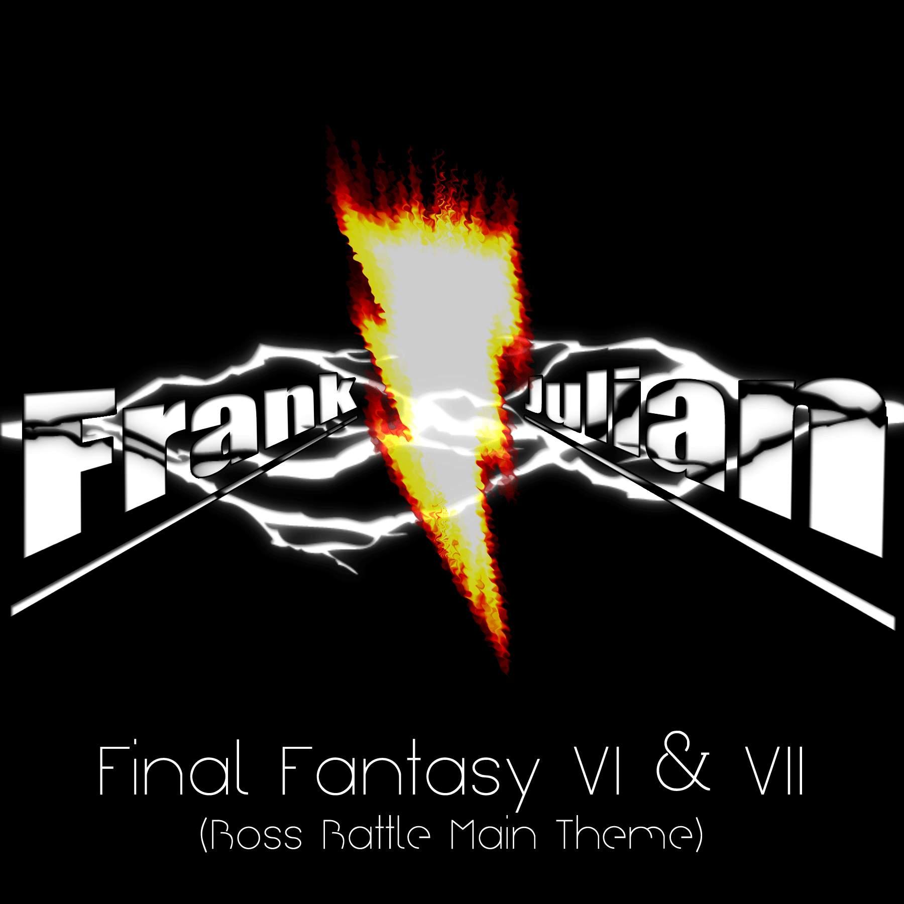 Uematsu, Nobuo: Final Fantasy VI & VII: The Decisive Battle /Those Who Fight Further (Medley | Metal Cover)