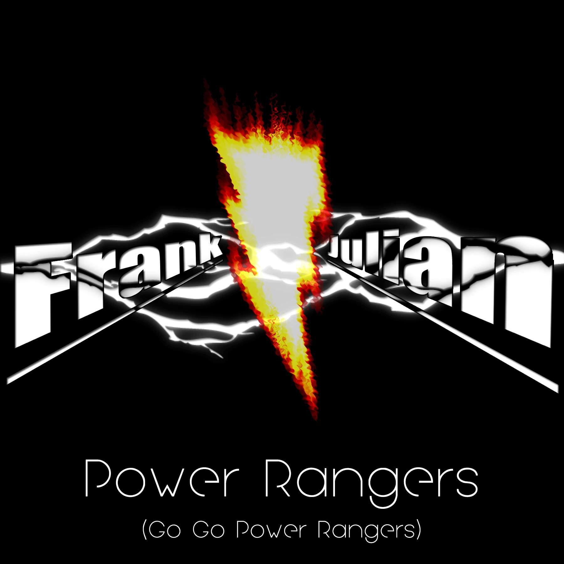 Julian, Frank: Frank Julian meets Power Rangers: Go Go Power Rangers (SNES Main Theme Metal Cover)