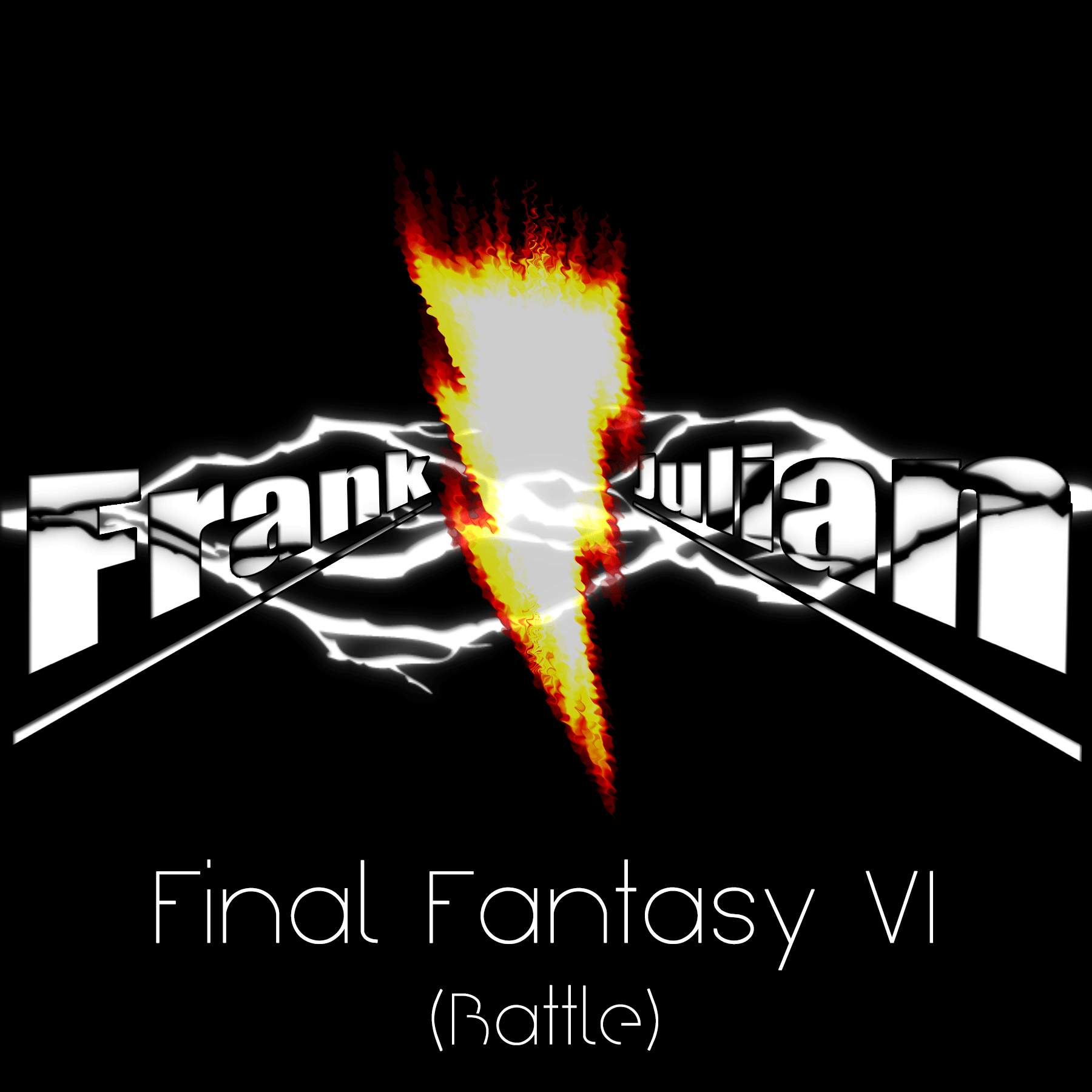 Uematsu, Nobuo: Frank Julian meets Final Fantasy VI: Battle (SNES Main Theme Metal Cover)