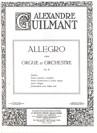 Allegro pour Orgue et Orchestre