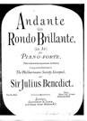Andante et Rondo Brillante