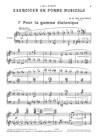 Exercises en Forme Musicale