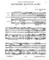 Quatuor pour Piano No.2