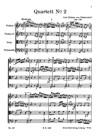 Quatuor à Cordes en Sib majeur