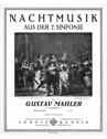 "Nachtmusik de la ""Symphonie No.7"""
