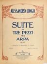 Suite pour Harpe