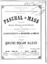 Paschal Mass