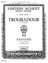 """Fantasie sur """"Il Trovatore"""" de Verdi"""