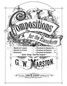 7 Compositions pour le Piano