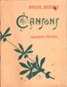 Cansons, Quadern Primer