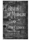 Le béguin de Messaline