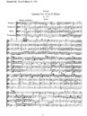 Quatuor No. 13 en Ré mineur