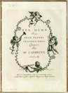 Cambini, Giuseppe: 6 duos de flûtes