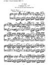 Church Cantatas - BWV 117
