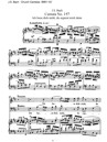 Church Cantatas - BWV 157