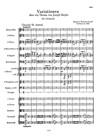 Variations sur un Thème de Haydn