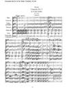 """Concerto No.5 en La pour Violon """"Turkish"""""""