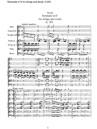 Serenade No.4 en Ré pour Cordes et Vents