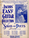 Jacobs' Easy Guitar Collection of Solos and Duets
