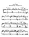 Peer Gynt Suite No.1 Op.46 - Piano reduction of No.1
