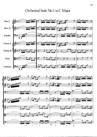 Suite pour Orchestre  No.1 en Do majeur