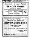 5 Pièces pour Piano