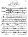 Sonate pour Violoncelle No.5