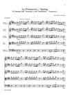 Concerto No. 1 in E Major: La Primavera / Spring