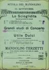 Grandi studi di concerto