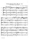 "Quatuor à cordes n°14 ""Spring Quartet"""