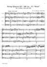 String Quartet N°17, K. 458