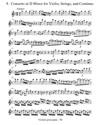 Concerto No. 9 in D Minor