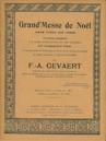 Grand'Messe de Noël 'Puer natus est'