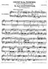 Concerto pour Piano en ré majeur