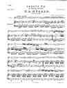 Sonate pour Violonen Fa majeur (No. 36)