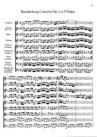 Concerto Brandebourgeois No. 2 en Fa majeur