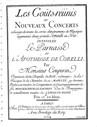 Les goûts-réunis, ou Nouveaux concerts