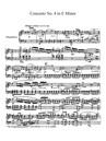 Concerto pour clarinette No.4