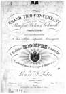 Grand Trio Concertant