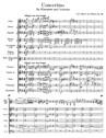 Concertino pour Clarinette en Mi bémol majeur