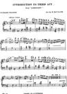 Lohengrin - Prelude (Acte III)