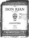 """Don Juan """"Ouverture"""""""