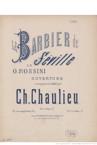 """Le Barbier de Séville """"Ouverture"""""""